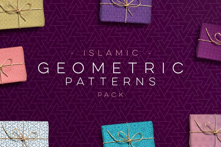 Thumbnail for Geometric Patterns Islamic Ed.