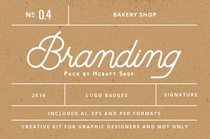 Thumbnail for Bakery Branding Pack 0.4