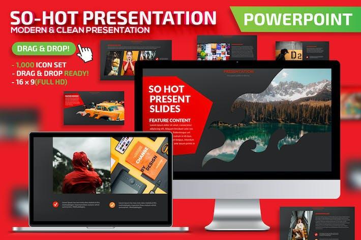 Презентация «So-Hot Powerpoint»
