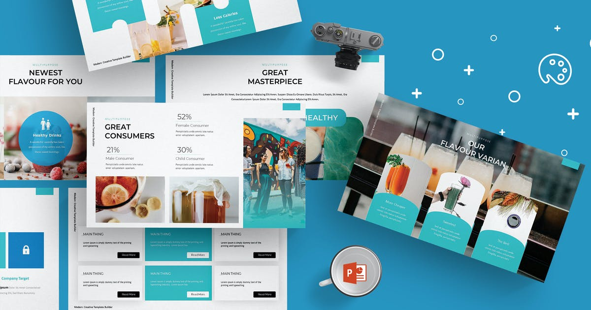 Download Freshiye - Powerpoint Template by aqrstudio