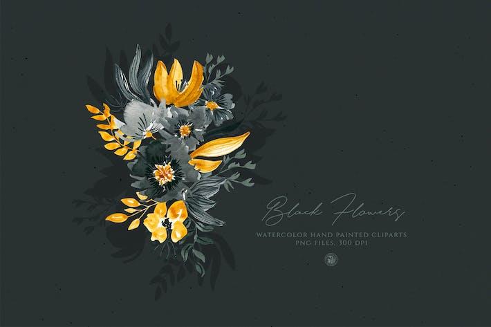 Thumbnail for Schwarze Blumen