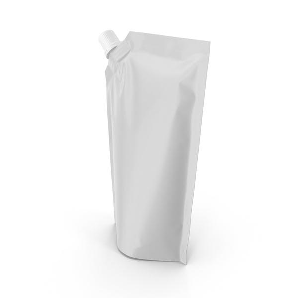 Food Packaging Gray