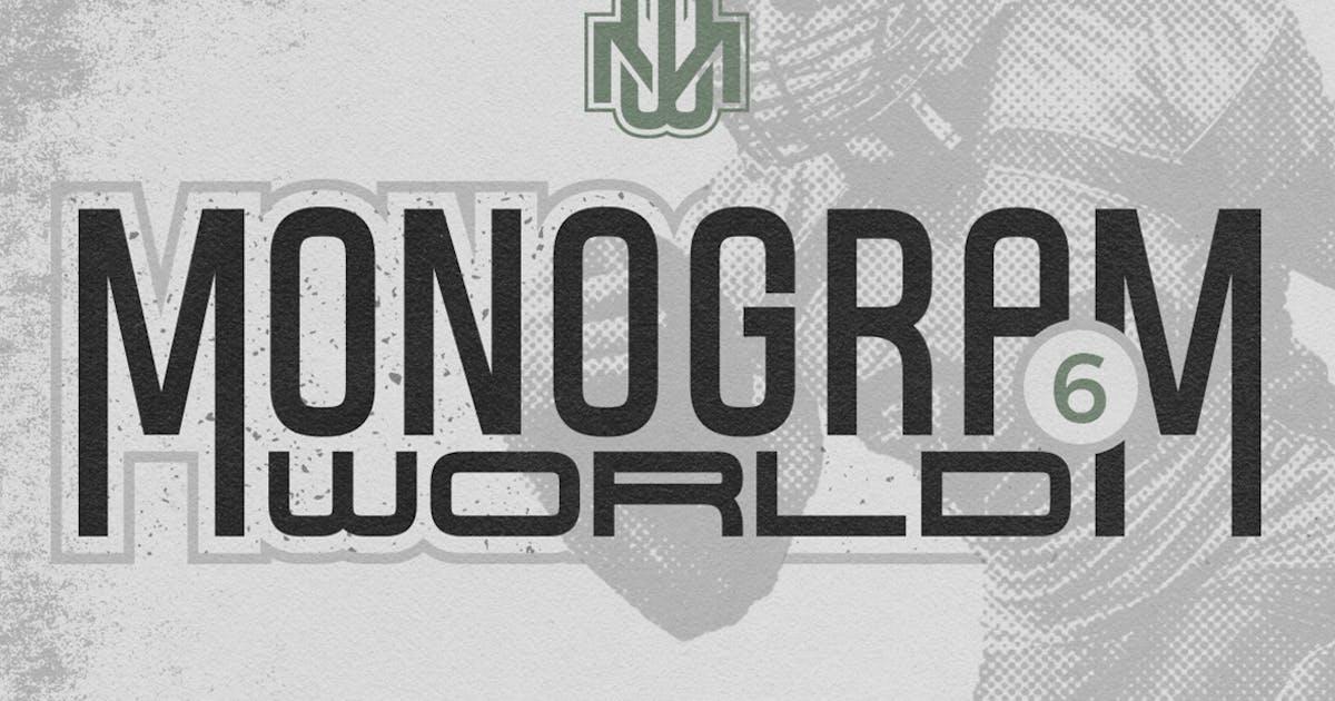 Download Monogram World Sport by Mihis_Design