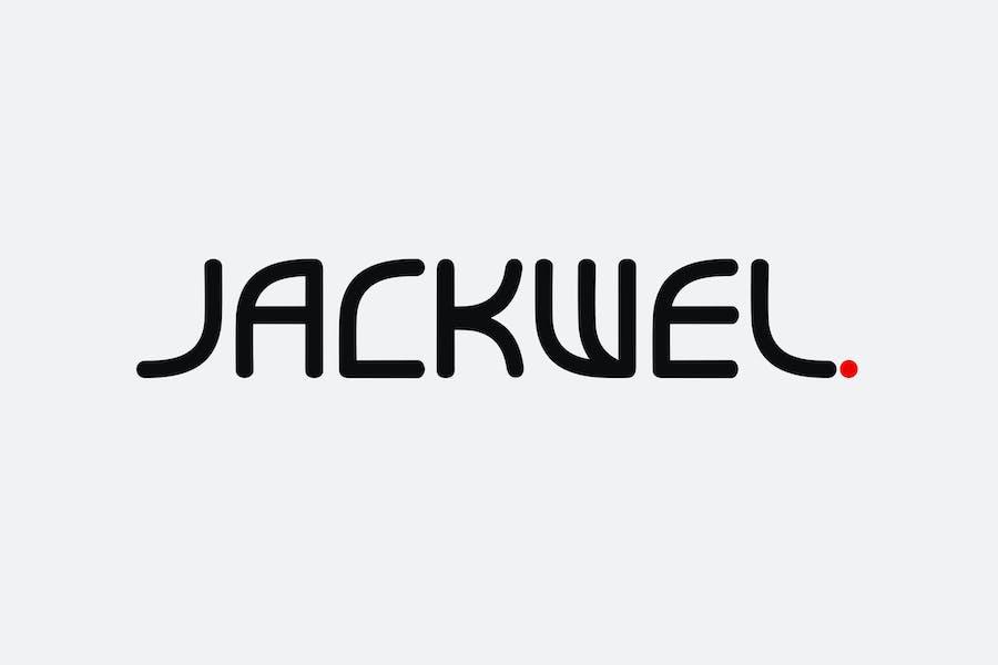Jackwel - Modern Font GL