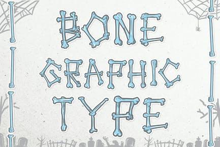 Knochen-Grafiktyp