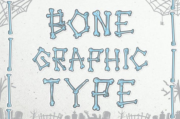 Thumbnail for Bone Graphic Type