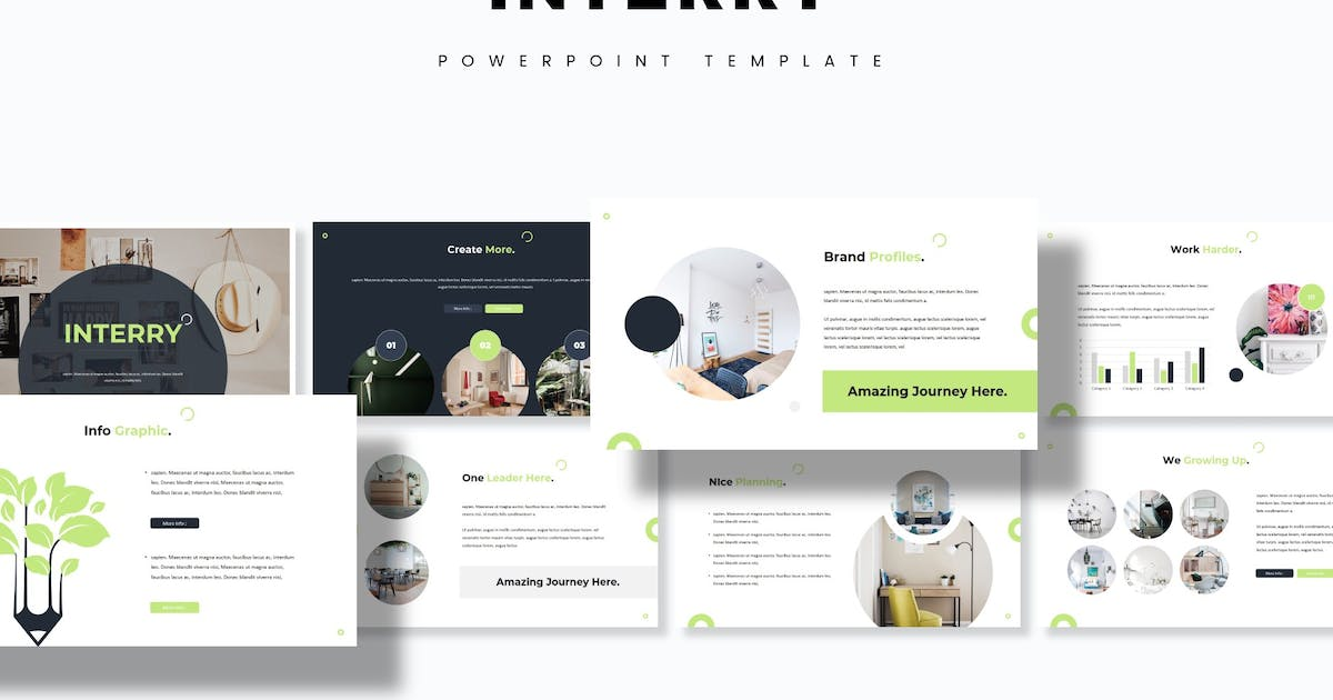 Download Interry - Powerpoint Template by aqrstudio