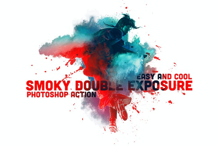 Thumbnail for Smoky Double Exposure