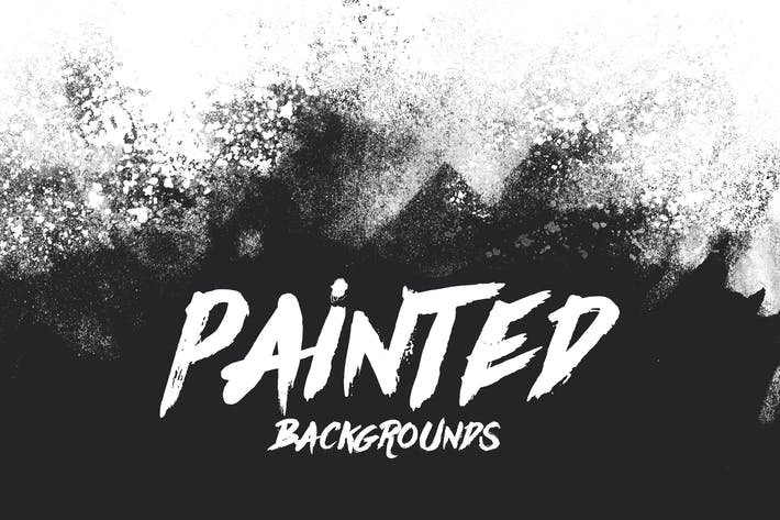 Painted Backgrounds