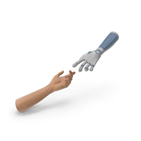 Thumbnail for Reaching Hands Human Technology