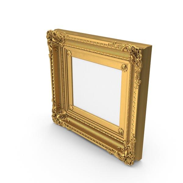Baroque Pictureframe