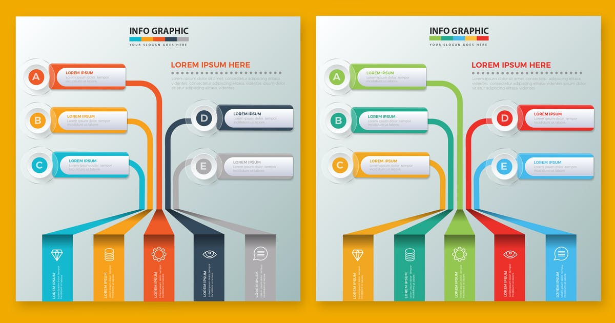 Download Infographic Elements by mamanamsai