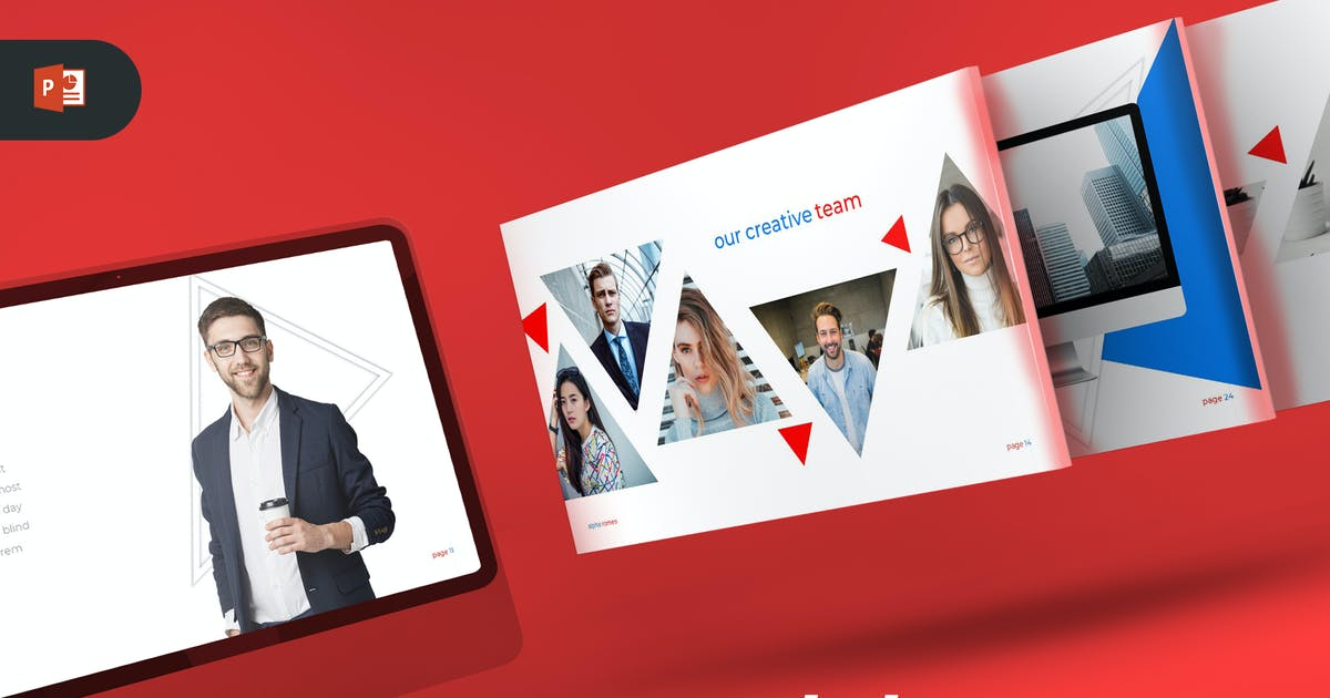 Download Alpha-romeo - Powerpoint Template by inspirasign