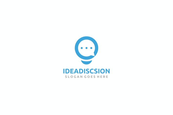 Thumbnail for Idea Discussion Logo