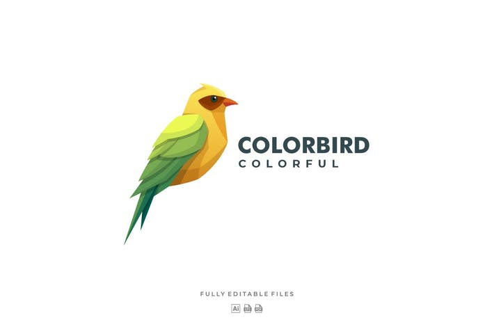 Thumbnail for Bird Color Logo