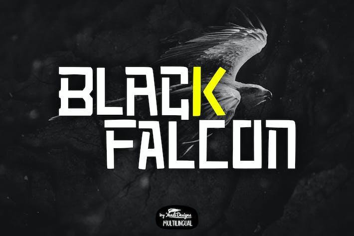 Thumbnail for Police Black Falconon