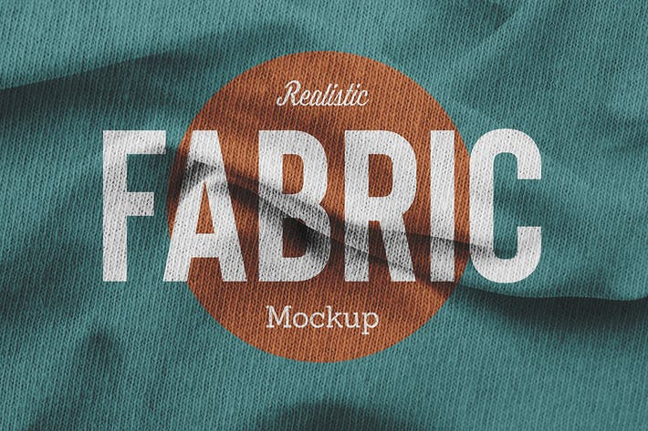 Thumbnail for Fabric Mockup Vol.3