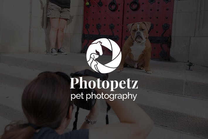Thumbnail for Photopetz : Pet Photography Logo