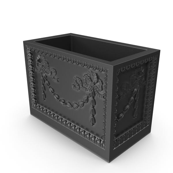 Thumbnail for Железный сад корзина ткань плантатор