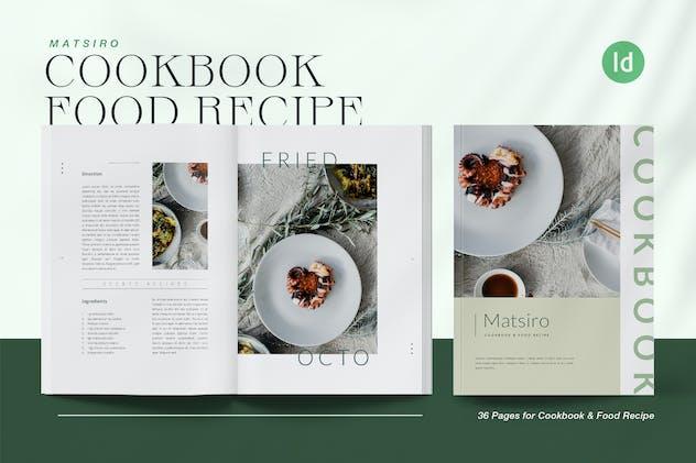 MATSIRO Cookbook & Food Recipe