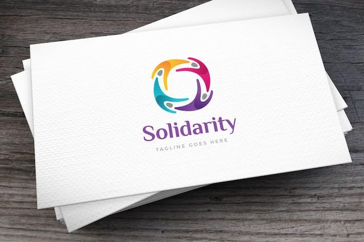 Thumbnail for Solidarity Logo Template