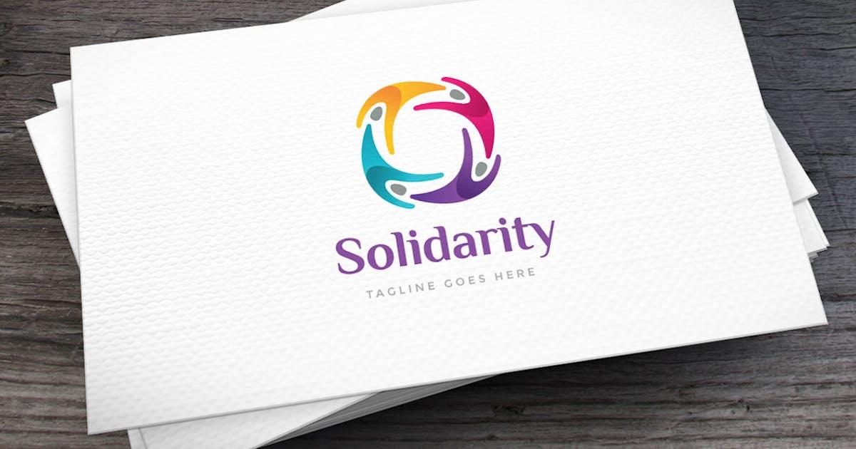 Solidarity Logo Template by empativo