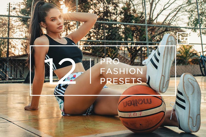 Thumbnail for 12 Pro Fashion Lightroom Presets