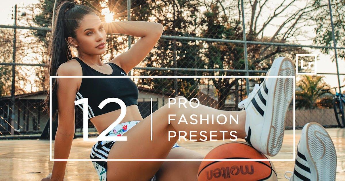 Download 12 Pro Fashion Presets by zvolia
