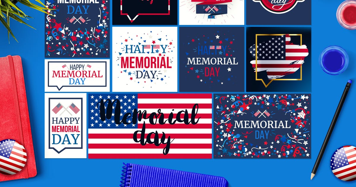 Download Memorial Day Banners by barsrsind