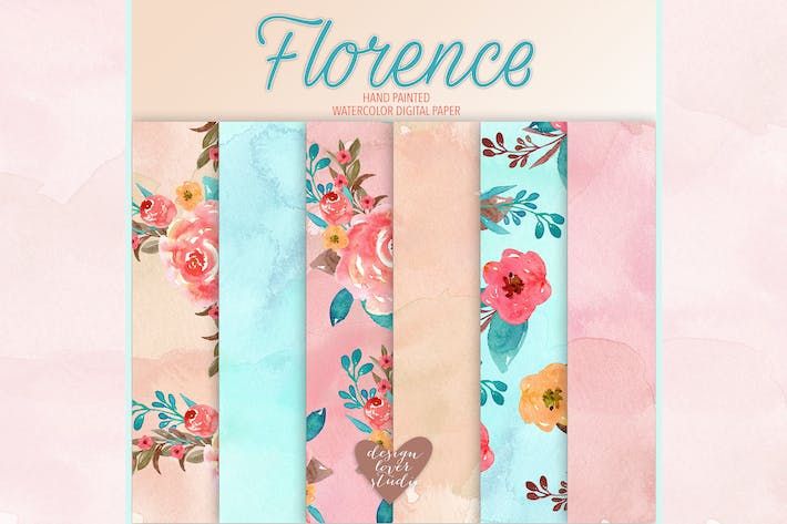 Thumbnail for Florence digital papers