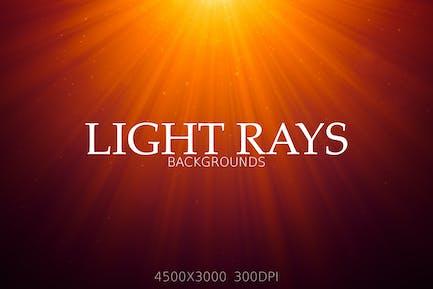 Fondos de Rayos de Luz