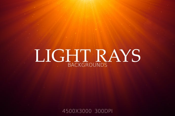 Thumbnail for Light Rays Backgrounds