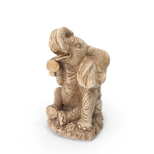 Cover Image for Elephant Statue