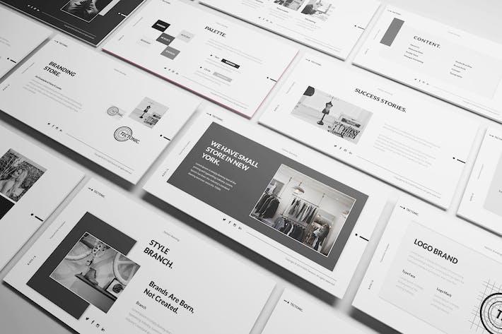 Thumbnail for Fashion Branding Powerpoint Presentation