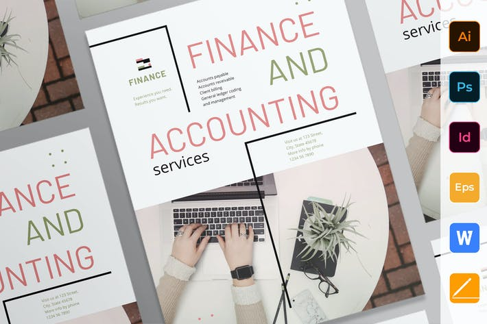 Thumbnail for Finance and Accounting Poster