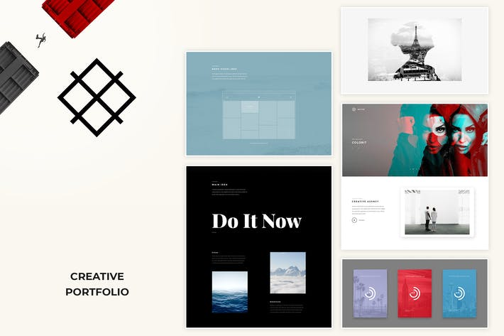 Thumbnail for Wythe - Creative Portfolio HTML Template