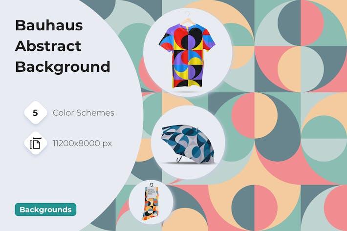 Thumbnail for Background Circles Bauhaus Style