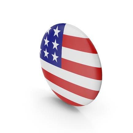 Badge USA