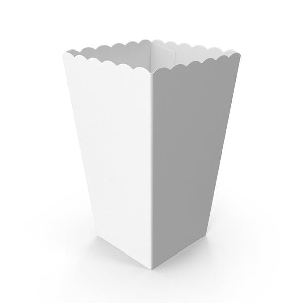 Thumbnail for Movie Popcorn Carton