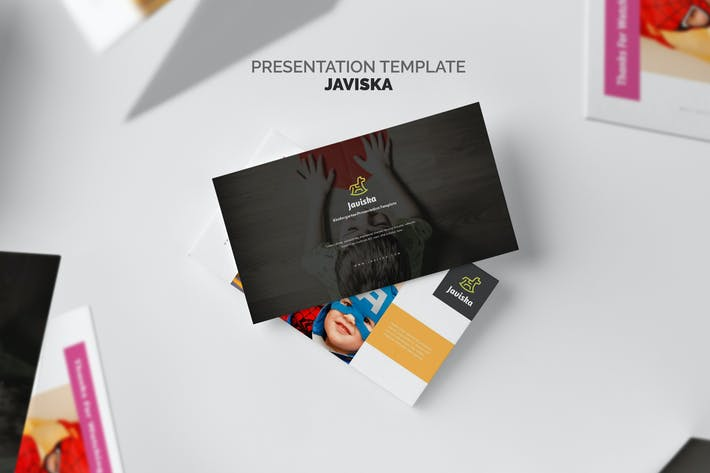 Thumbnail for Javiska : Kindergarten and Preschool Google Slides