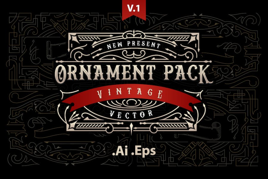 Ornament Pack 1