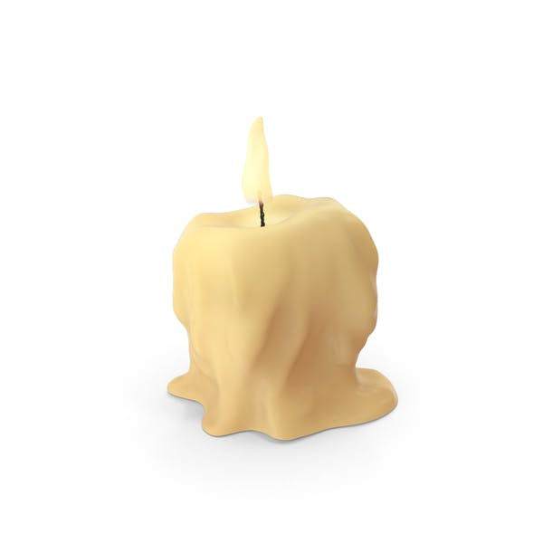 Medieval Table Candle