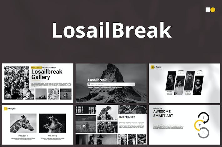 Thumbnail for LosailBreak - Keynote