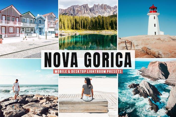 Thumbnail for Nova Gorica Mobile & Desktop Lightroom Presets
