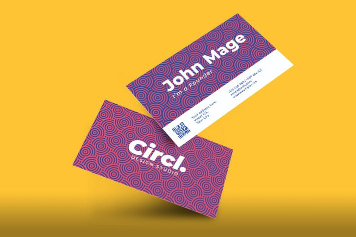 Thumbnail for Circl Business Card