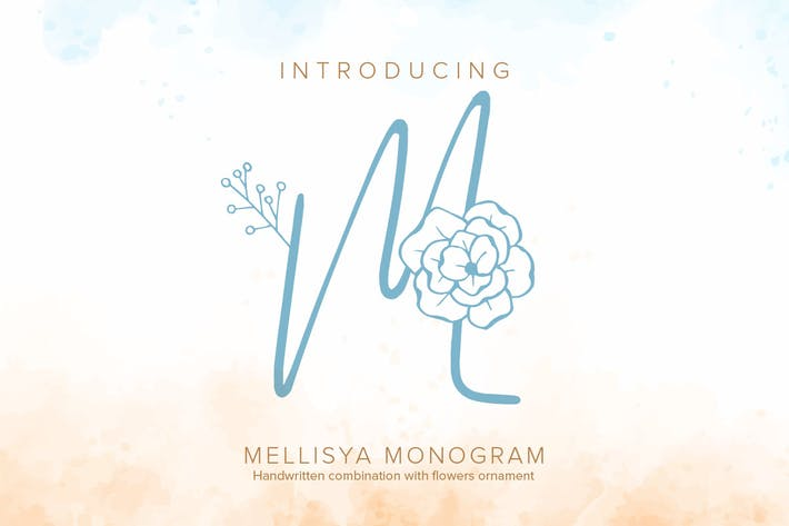 Thumbnail for Mellysia Monogram