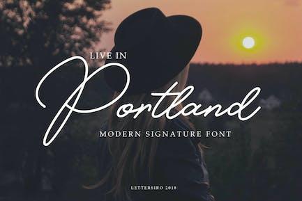 Vivir en Portland
