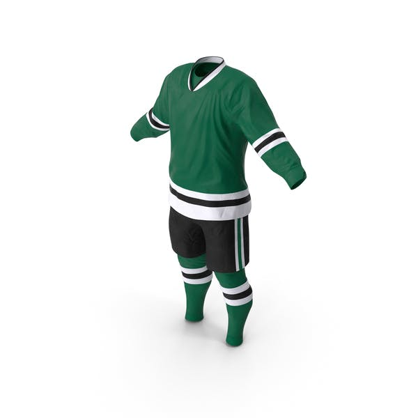 Thumbnail for Hockey Clothes Green