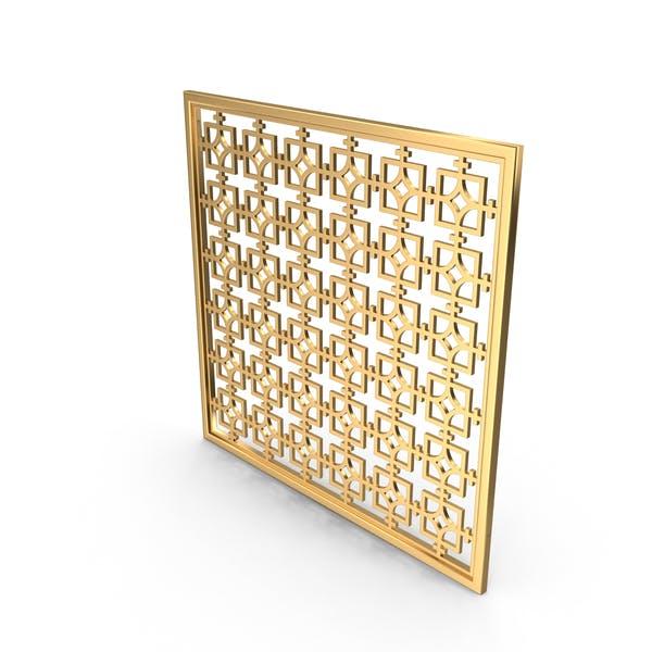 Thumbnail for Gold Decor Panel