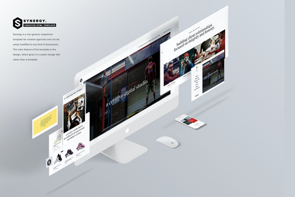 Download Synergy Creative Template by nasirwd